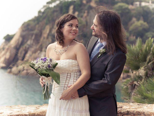 La boda de Albert y Aina en Blanes, Girona 4