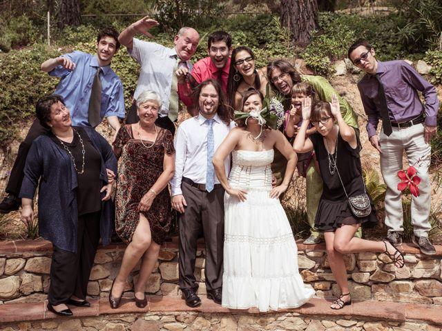 La boda de Albert y Aina en Blanes, Girona 7