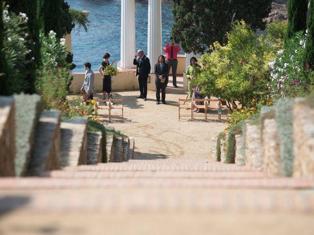 La boda de Albert y Aina en Blanes, Girona 10
