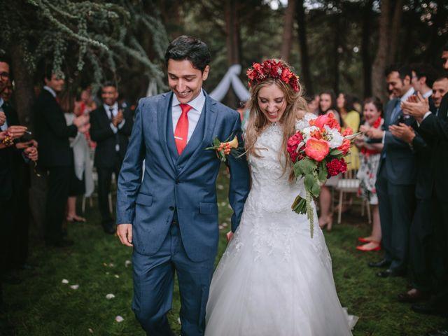 La boda de Irene y Arturo