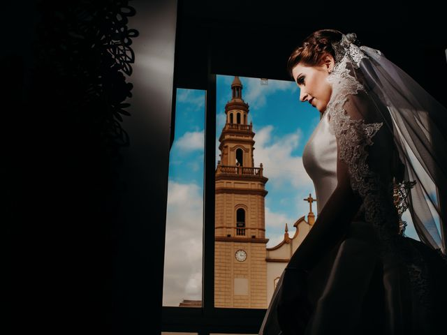 La boda de Agustín y Ángela en Murcia, Murcia 15