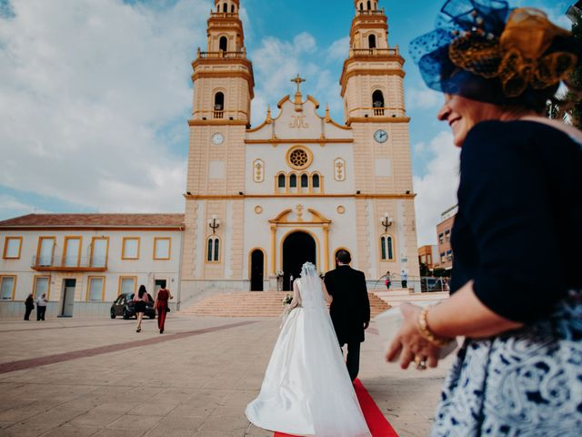 La boda de Agustín y Ángela en Murcia, Murcia 16