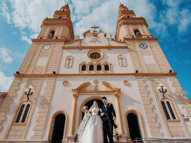 La boda de Agustín y Ángela en Murcia, Murcia 23