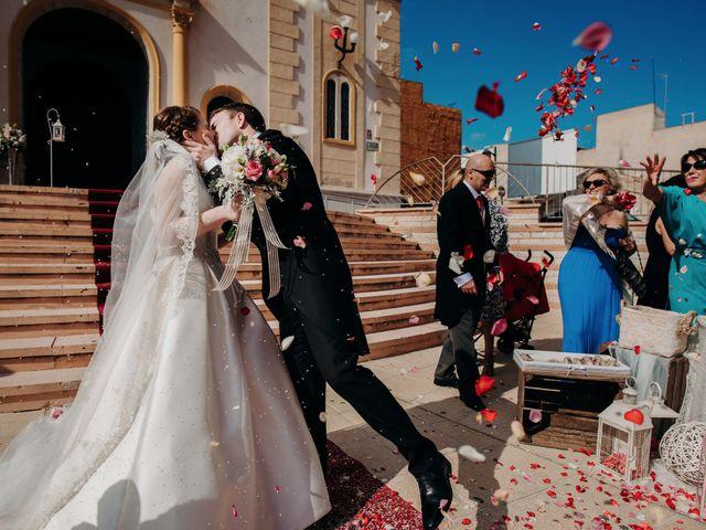La boda de Agustín y Ángela en Murcia, Murcia 24