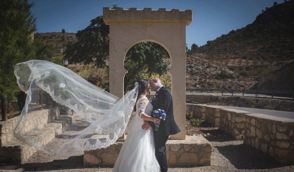 La boda de Jesus Manuel y Maria del mar en Elche De La Sierra, Albacete