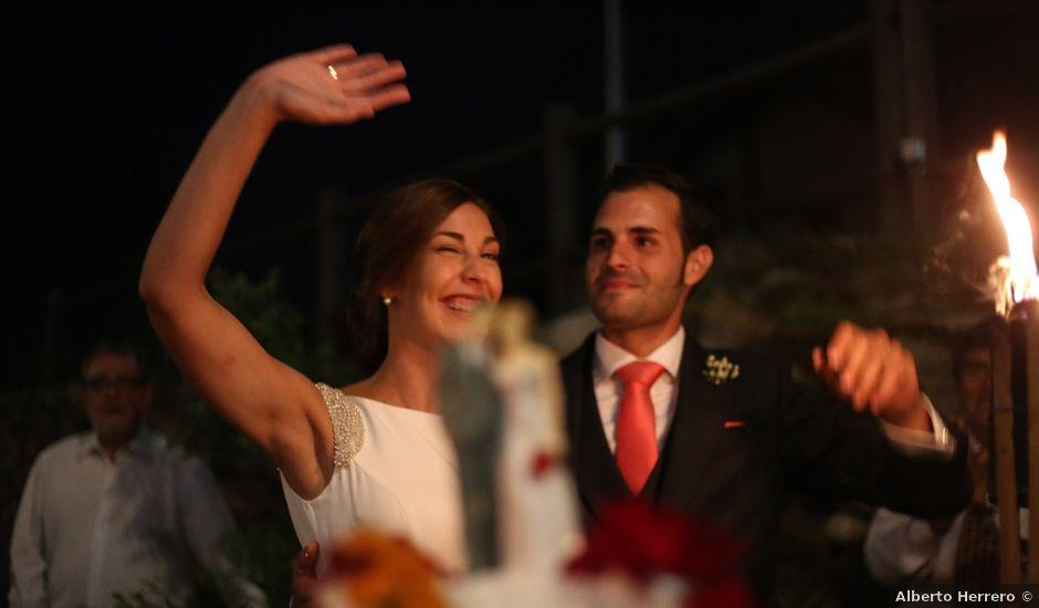 La boda de Óscar y María en Gavilanes, Ávila