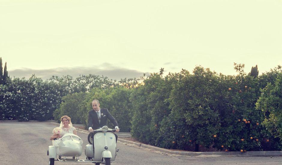 La boda de Chema y Belen en Catarroja, Valencia