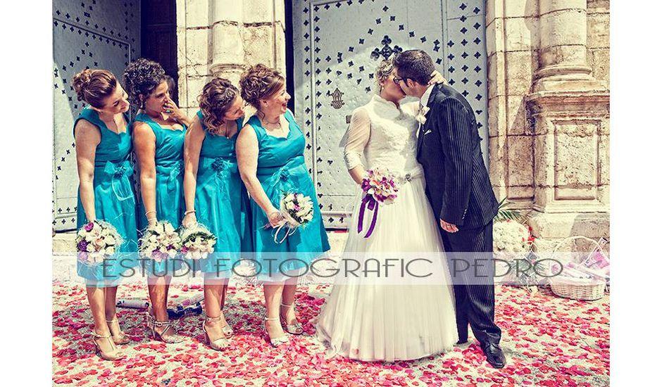 La boda de Francisco y MªAmparo en L' Olleria, Valencia