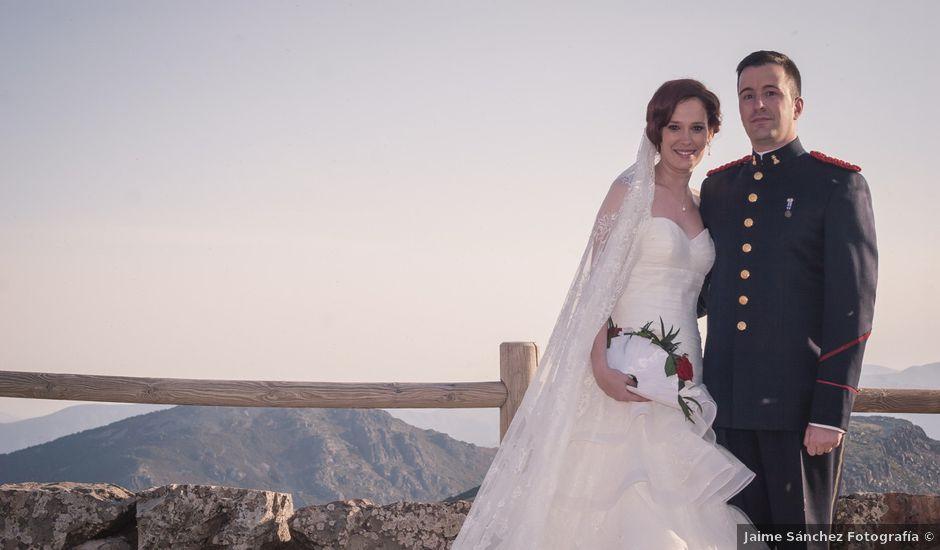 La boda de Fernando y Auxi en La Alberca, Salamanca