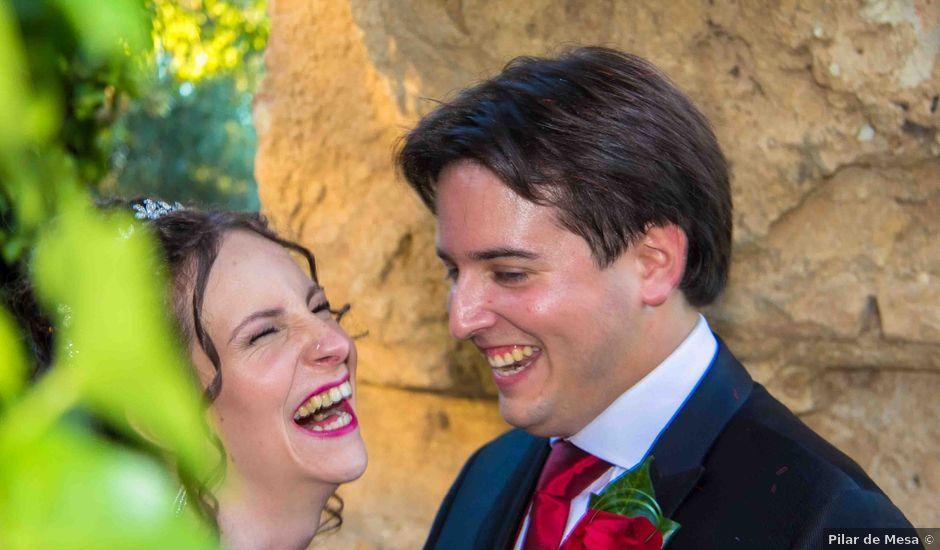 La boda de Jonatan y Soraya en Toledo, Toledo