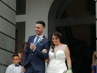 La boda de Lucía  y Aarón  2