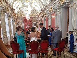 La boda de Lucía  y Aarón  3
