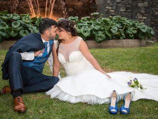 La boda de Lucía  y Aarón