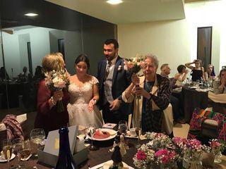 La boda de Alonso y Laura