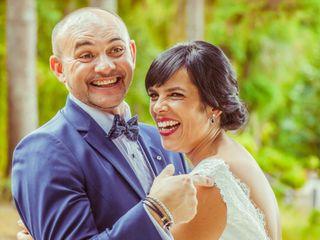 La boda de Porfi y Fran