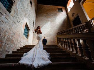 La boda de Naiara y Marc