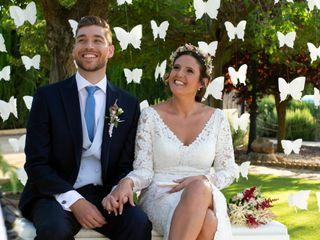 La boda de Javier y Patricia