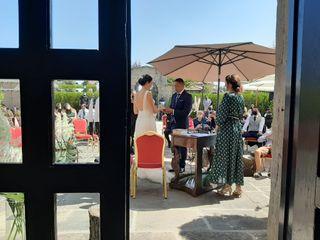 La boda de Ione y Anderson 1