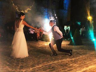 La boda de Ione y Anderson