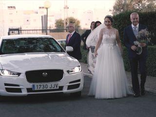La boda de Francisco y Cristina 1
