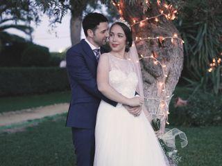 La boda de Francisco y Cristina
