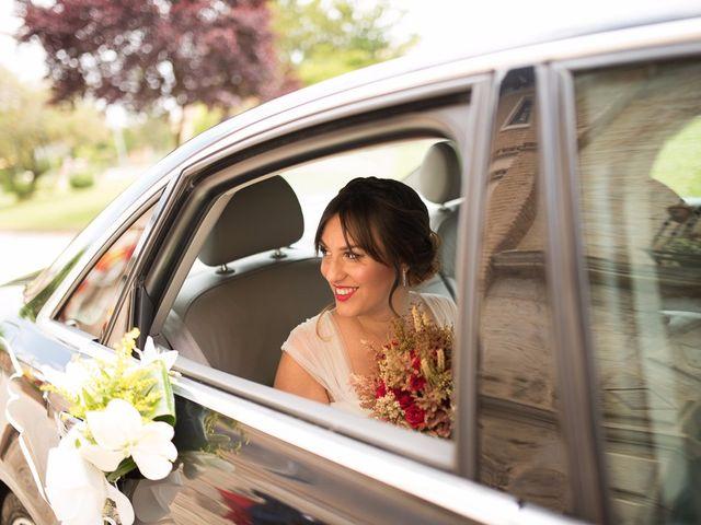 La boda de Javi y Elena en Piña De Campos, Palencia 13