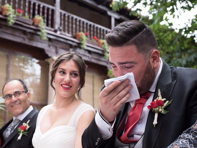 La boda de Javi y Elena en Piña De Campos, Palencia 17