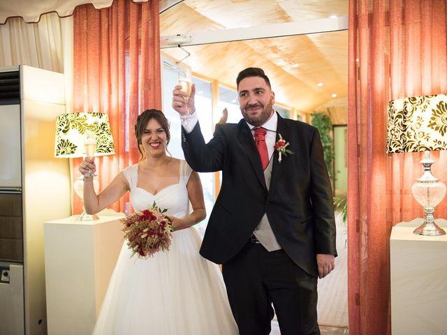 La boda de Javi y Elena en Piña De Campos, Palencia 27
