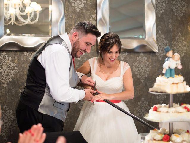 La boda de Javi y Elena en Piña De Campos, Palencia 30
