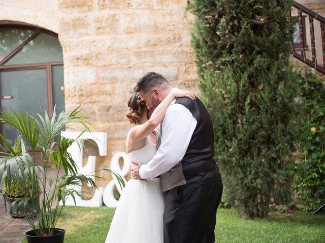 La boda de Javi y Elena en Piña De Campos, Palencia 31