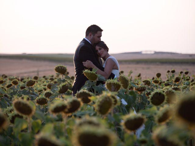 La boda de Javi y Elena en Piña De Campos, Palencia 37
