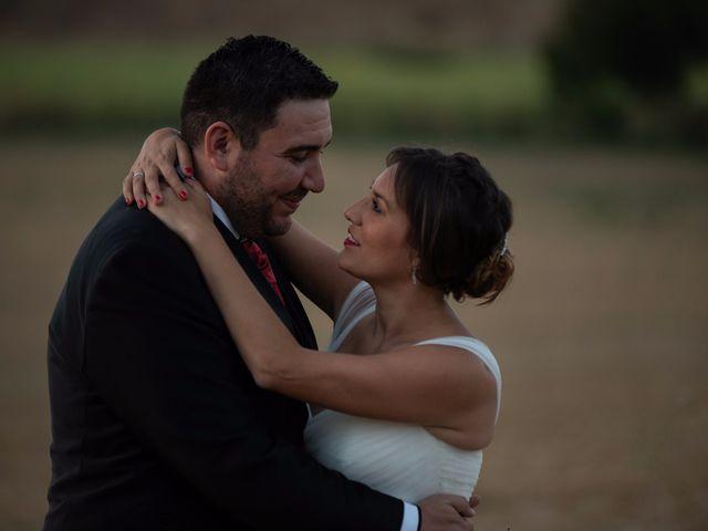 La boda de Javi y Elena en Piña De Campos, Palencia 38