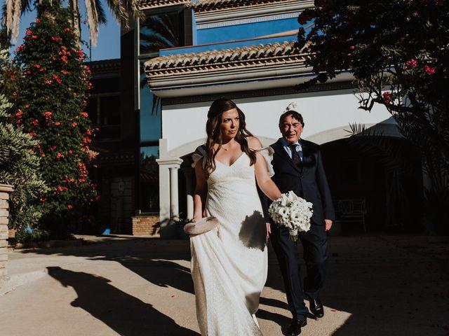 La boda de Joma y Mariu en La Manga Del Mar Menor, Murcia 14