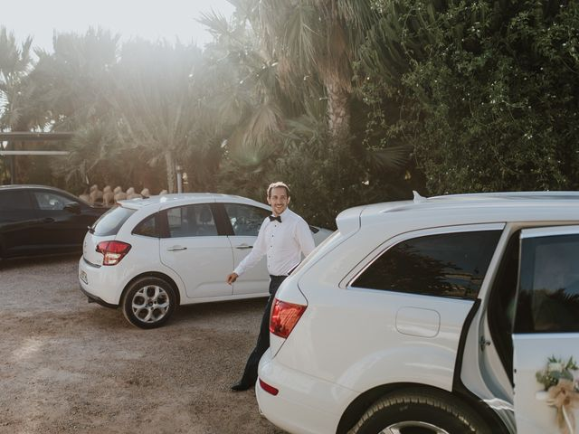 La boda de Joma y Mariu en La Manga Del Mar Menor, Murcia 17