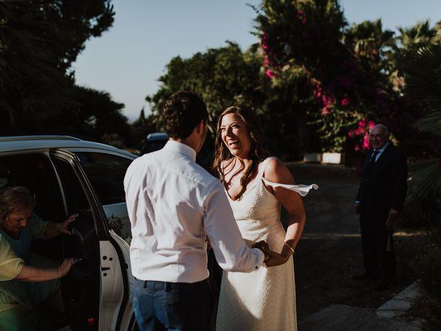 La boda de Joma y Mariu en La Manga Del Mar Menor, Murcia 18