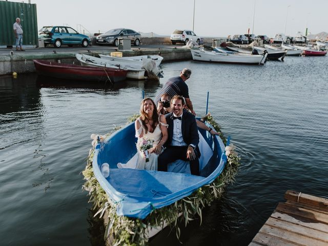 La boda de Joma y Mariu en La Manga Del Mar Menor, Murcia 20
