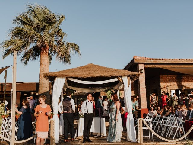 La boda de Joma y Mariu en La Manga Del Mar Menor, Murcia 24