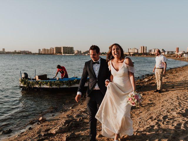 La boda de Joma y Mariu en La Manga Del Mar Menor, Murcia 25