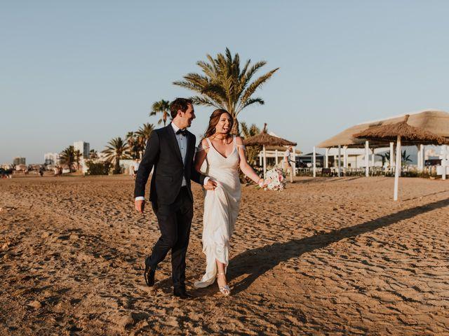 La boda de Joma y Mariu en La Manga Del Mar Menor, Murcia 26