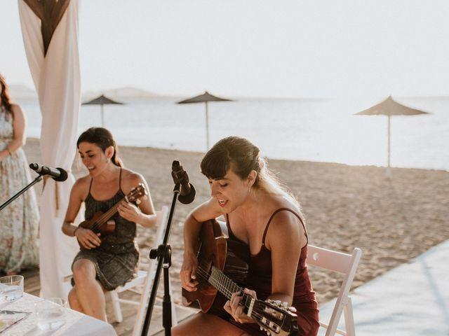 La boda de Joma y Mariu en La Manga Del Mar Menor, Murcia 30