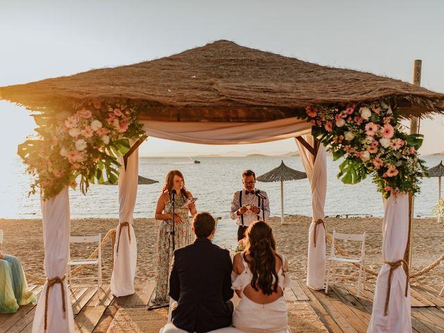 La boda de Mariu y Joma