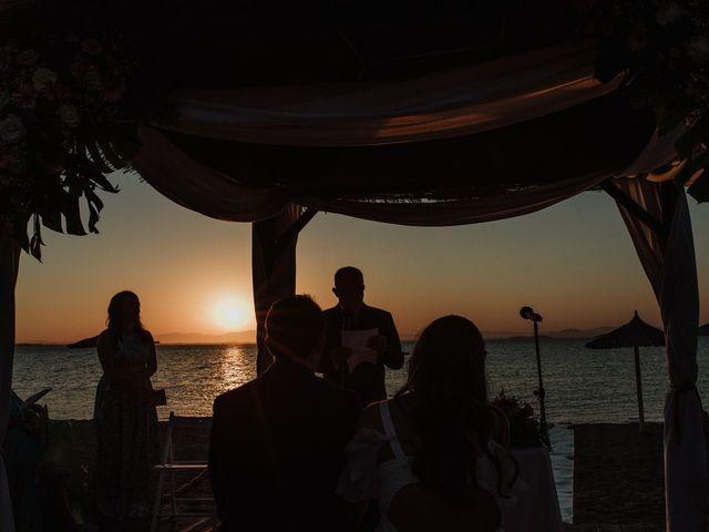 La boda de Joma y Mariu en La Manga Del Mar Menor, Murcia 34
