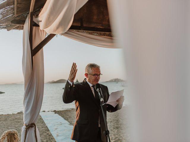 La boda de Joma y Mariu en La Manga Del Mar Menor, Murcia 35