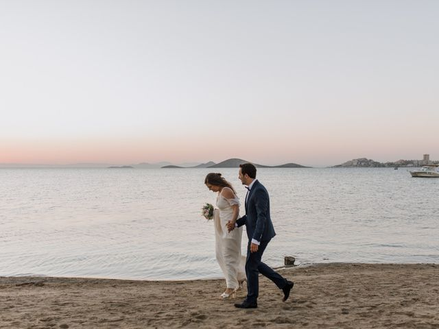 La boda de Joma y Mariu en La Manga Del Mar Menor, Murcia 39