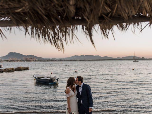 La boda de Joma y Mariu en La Manga Del Mar Menor, Murcia 41