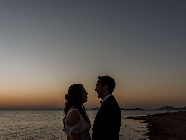 La boda de Joma y Mariu en La Manga Del Mar Menor, Murcia 42