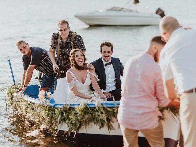 La boda de Joma y Mariu en La Manga Del Mar Menor, Murcia 65