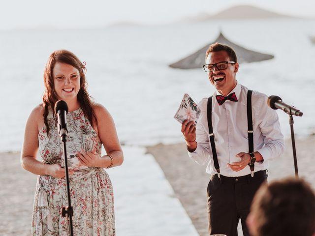 La boda de Joma y Mariu en La Manga Del Mar Menor, Murcia 70