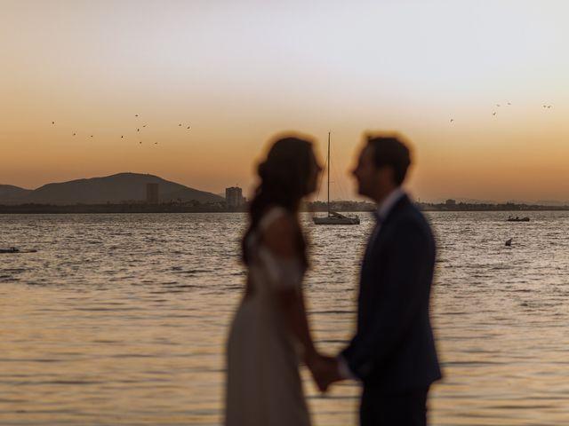 La boda de Joma y Mariu en La Manga Del Mar Menor, Murcia 73