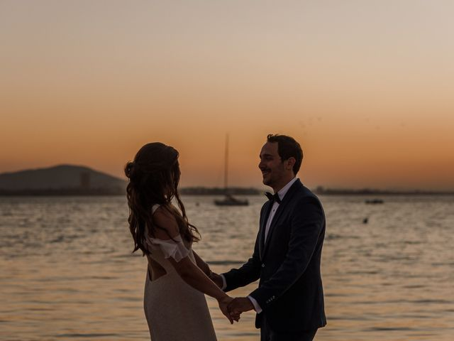 La boda de Joma y Mariu en La Manga Del Mar Menor, Murcia 74